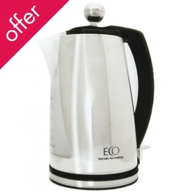 Eco Kettle Chrome