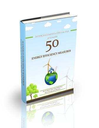 Ebook - 50 Energy Efficiency Measures